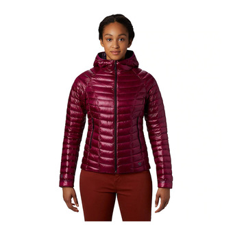 Mountain Hardwear GHOST WHISPERER 2 HOODY - Down Jacket - Women's - divine