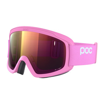 Poc OPSIN CLARITY - Masque ski actinium pink/spektris orange