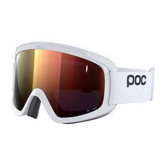 Poc OPSIN CLARITY - Masque ski hydrogen white/spektris orange