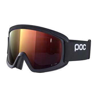 Poc OPSIN CLARITY - Masque ski uranium black/spektris orange