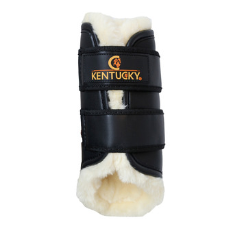 Kentucky 42303 - Stinchiere anteriori nero