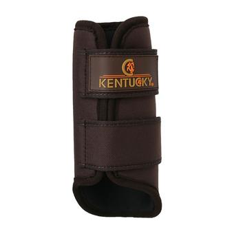 Kentucky 3D SPACER - Polainas anteriores choco