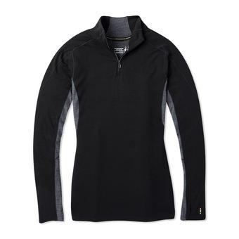 Smartwool MERINO SPORT 250 ZIP - Maglia Donna black
