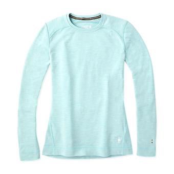 Smartwool MERINO 250 - Camiseta térmica mujer nile blue heather