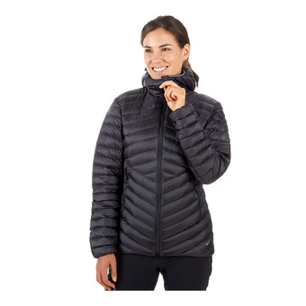 Mammut BROAD PEAK - Down Jacket - Women's - black/phantom