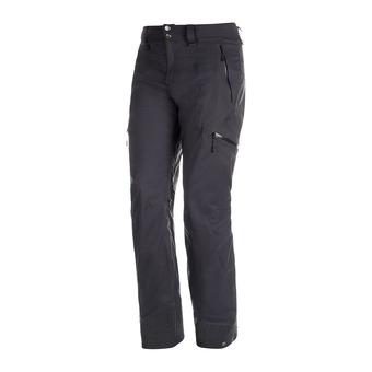Mammut STONEY - Pantalón de esquí hombre black