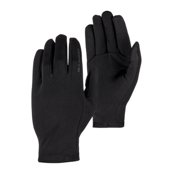 Mammut STRETCH - Guantes black