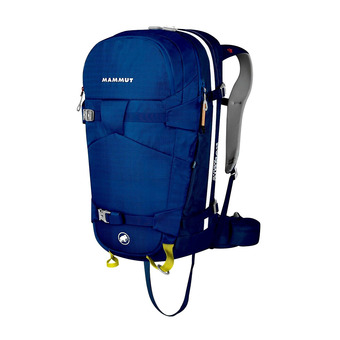 Mammut RIDE REMOVABLE 3.0 30L - Sac à dos airbag ultramarine/marine