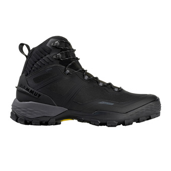 Mammut DUCAN PRO HIGH GTX - Hiking Shoes - Men's - black/titanium