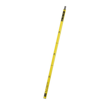 Salewa LIGHTNING CARBON 240 PLUS - Estensione per sonda black/yellow
