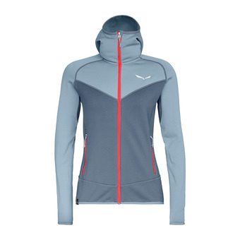 Salewa PUEZ 3 PL - Fleece - Women's - blue fog