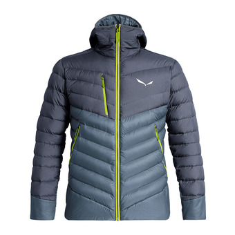 Salewa ORTLES MEDIUM 2 - Down Jacket - Men's - grisaille