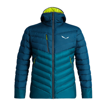 Salewa ORTLES MEDIUM 2 - Doudoune Homme poseidon