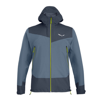 Salewa SESVENNA ACTIVE GTX - Jacket - Men's - flint stone