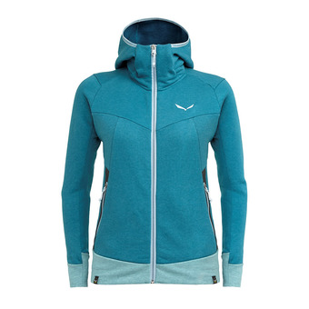 Salewa PURE MOUNTAIN DRY - Fleece - Women's - malta melange2