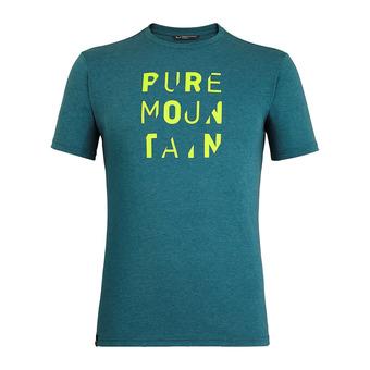 Salewa PURE M. DRI-REL - T-Shirt - Men's - malta melange