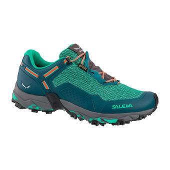 Salewa SPEED BEAT GTX - Zapatillas de senderismo active mujer shaded spr
