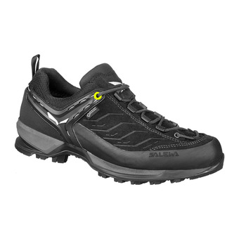 Salewa MTN TRAINER GTX - Trekking Shoes - Men's - black/black
