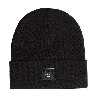Billabong STACKED - Bonnet Homme black