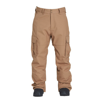 Billabong TRANSPORT - Pantalon Homme ermine