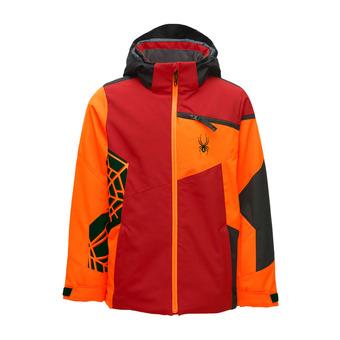 Spyder CHALLENGER - Veste ski Garçon volcano