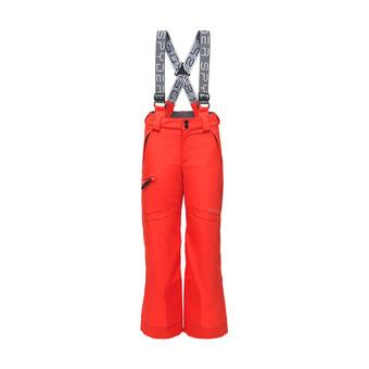 Spyder PROPULSION - Pantalon ski Garçon volcano
