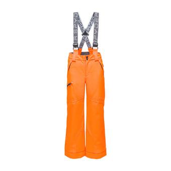 Spyder PROPULSION - Pantalon ski Garçon bryte orange