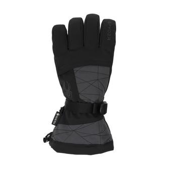 Spyder OVERWEB GTX - Guantes de esquí hombre ebony