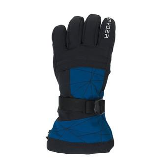 Spyder OVERWEB - Guantes de esquí junior old glory