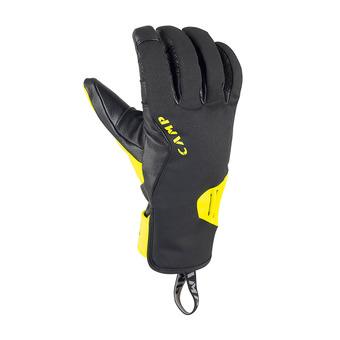 Camp GEKO ICE - Guantes black/yellow