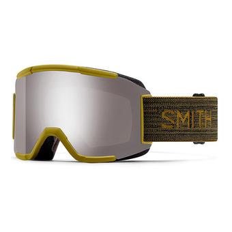 Smith SQUAD - Maschera da sci cp sn plt mir /8s - yellow