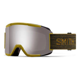Smith SQUAD - Masque de ski cp sn plt mir /8s - yellow