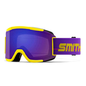 Smith SQUAD - Maschera da sci cp ed vlt mir /8s - yellow
