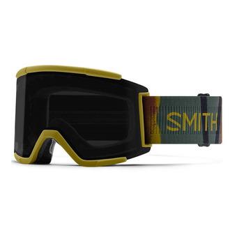 Smith SQUAD XL - Maschera da sci cp sun black /mo - cp storm rose flash