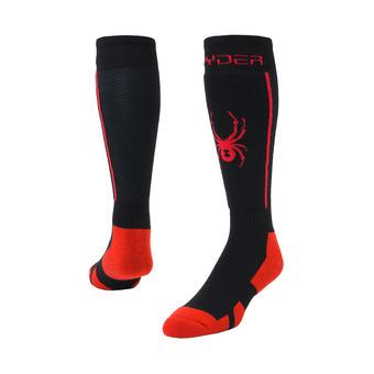 Spyder SWEEP - Chaussettes ski Homme black