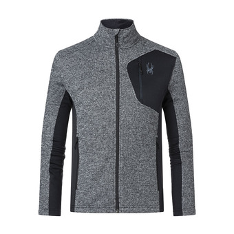 M BANDIT FULL ZIP Homme BLACK ALLOY