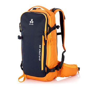 Arva EXPLORER 26L - Sac à dos orange pepper