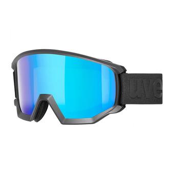 uvex athletic CV black m SL/blue-radar Unisexe black mat