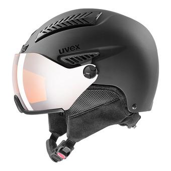 uvex hlmt 600 visor black mat 53-55 Unisexe black mat