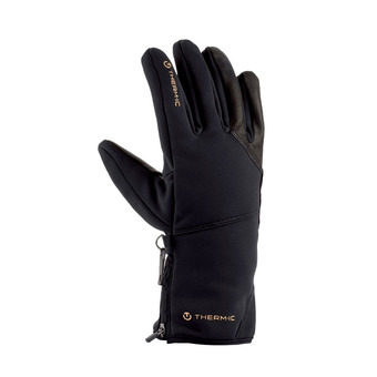 Therm-Ic SKI LIGHT - Guanti Uomo black