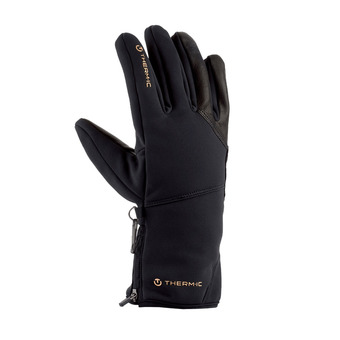 Therm-Ic SKI LIGHT - Guantes mujer black