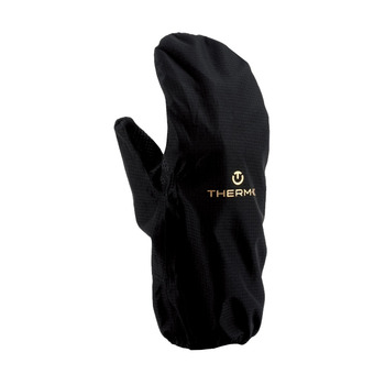 Therm-Ic WEATHER SHIELD - Funda de guantes black