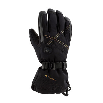 Therm-Ic ULTRA HEAT - Gants chauffants Femme black + batteries