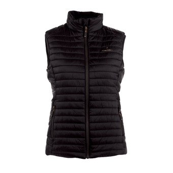 Therm-Ic POWERVEST HEAT - Chaleco calefactable mujer black