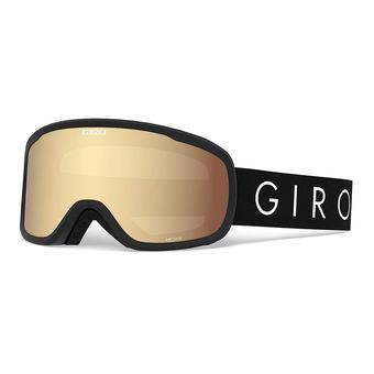 Giro MOXIE - Gafas de esquí mujer black core light amber gold