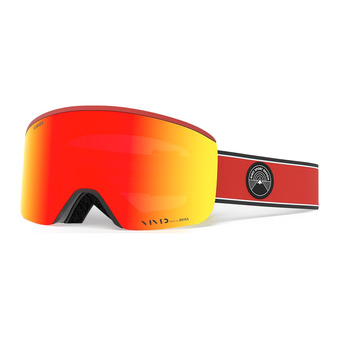 Giro AXIS - Masque ski red element vivid ember