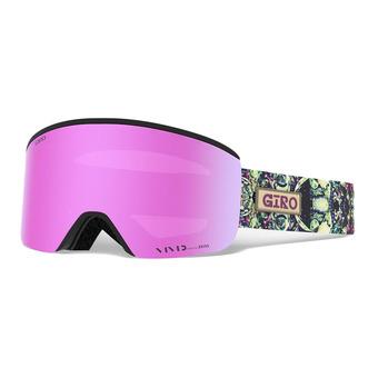 Giro ELLA - Masque ski Femme kaleidoscope vivid pink
