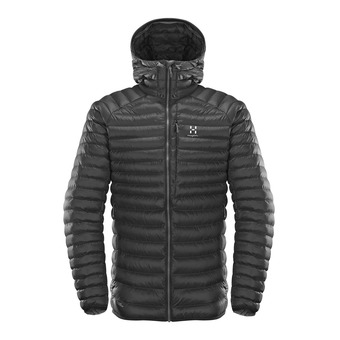 Haglofs CHILL MIMIC - Down Jacket - Men's - true black