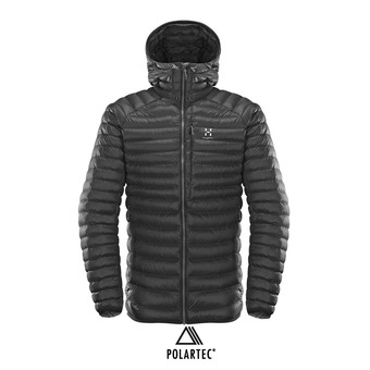 Haglofs CHILL MIMIC - Anorak hombre true black