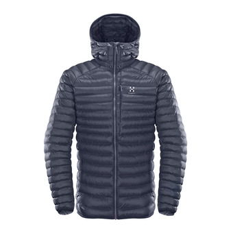 Chill Mimic Hood Men Tarn Blue Homme Tarn Blue